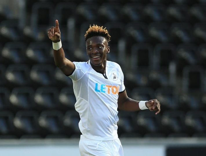Tammy Abraham Backed To Make World Cup Charge Dai Sport