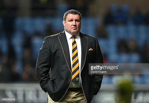 Dai Young says James Haskell showed restraint.