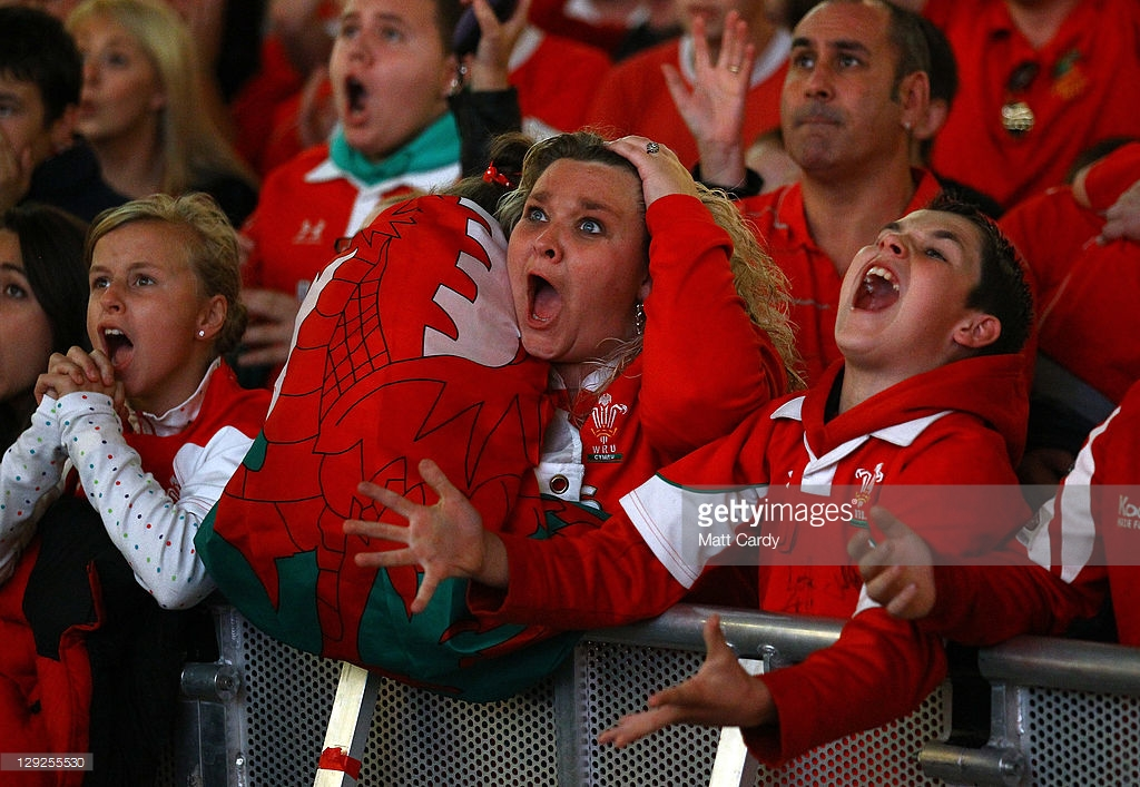 Upbeat Scotland Plan To Make Wales Fans Lose The Faith