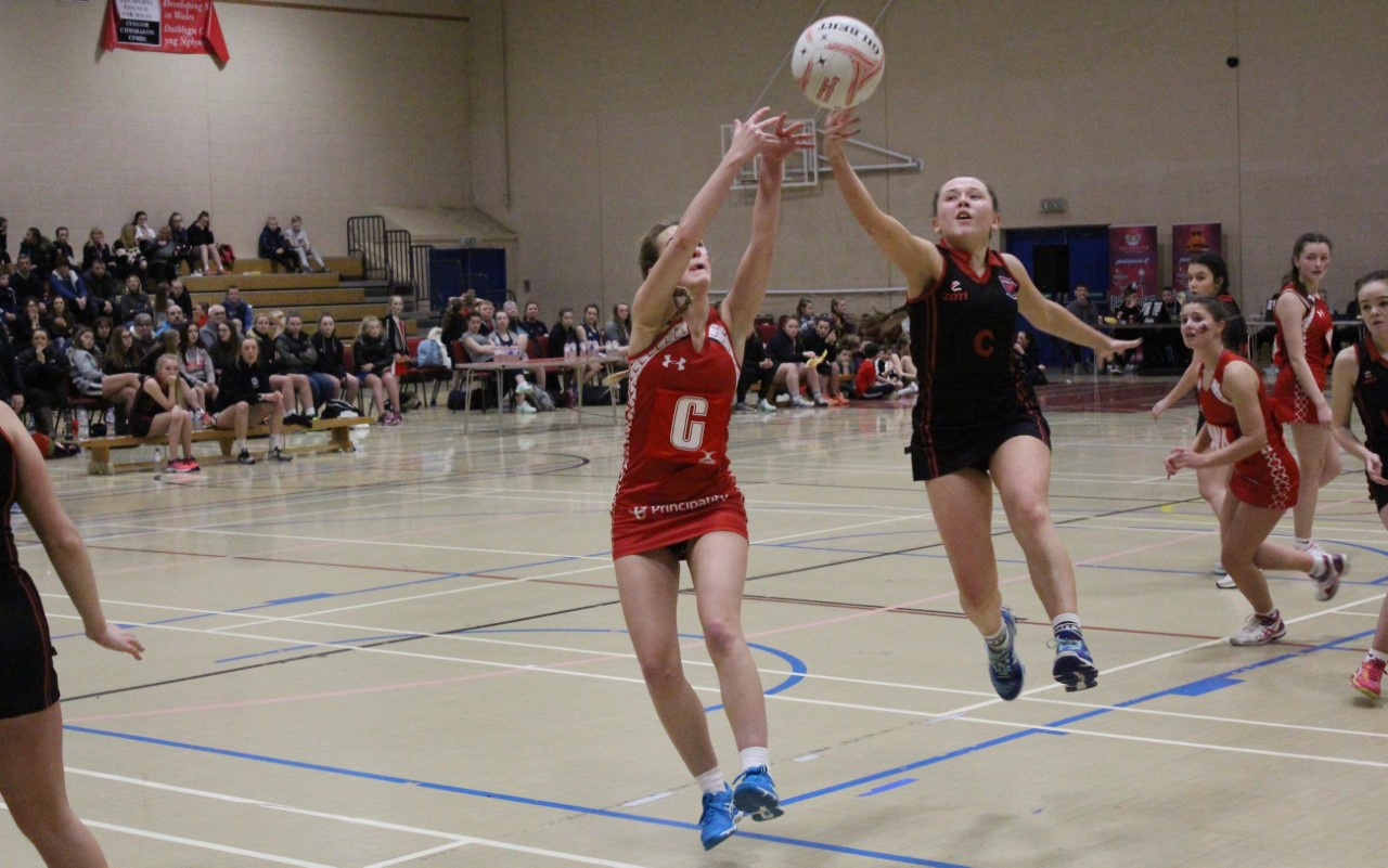 Rhondda Netball Look For The Next Generation Dai Sport